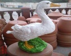 Goose Statue