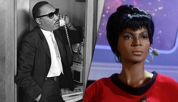 Did You Know Martin Luther King Jr Personally Convinced Star Trek S Lt Uhura To Stay On The