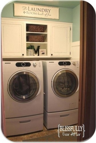 Love this! : Small Laundry Rooms, House Ideas, 100 Laundry, Mud Room, Room Ideas, Cabinet, Room Design, Laundry Room Makeovers, Laundryroom
