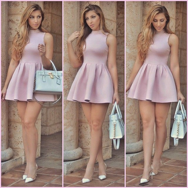 VM♡ summer dress Pinterest: Blvckrainbow