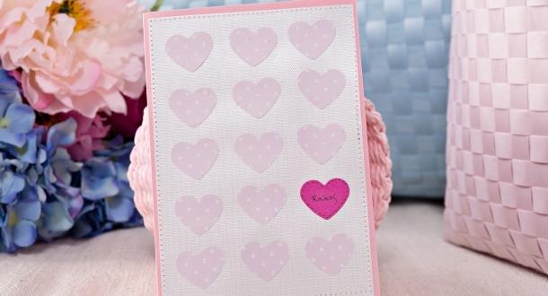 Sydänkortti rakkaalle