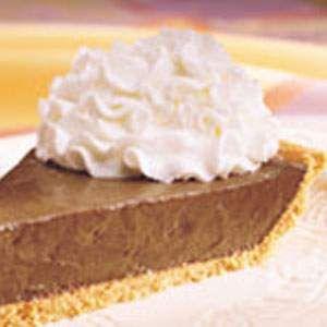 Quick and Easy Chocolate Pie Recipe | MyRecipes.com Mobile