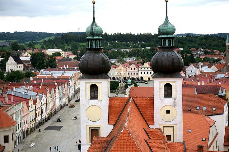 Church of St. James (Kostel sv. Jakuba) (viewing tower) - Telc