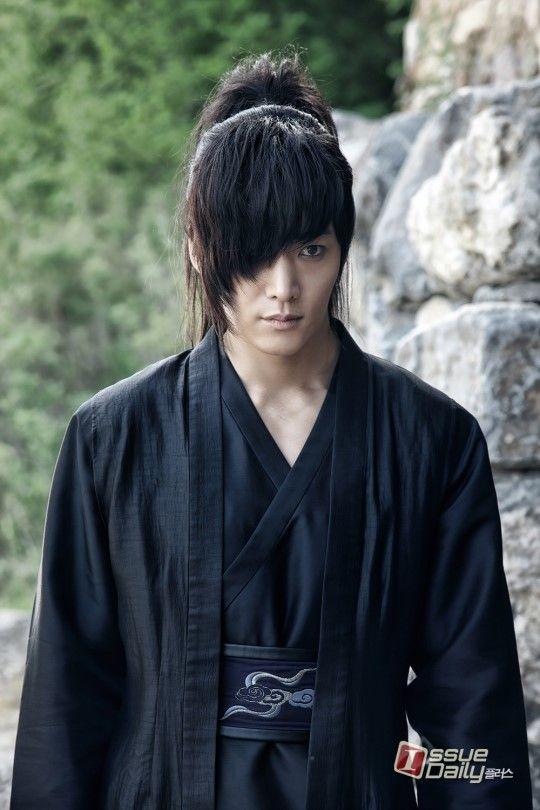 AWWHHMYYYGAWWDDD! SEXY PAPA GUMIHO, WOL RYUNG (Choi Jin Hyuk) #GFB