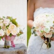 Friday Flowers: Blushing Bride Protea - Elizabeth Anne Designs: The Wedding Blog