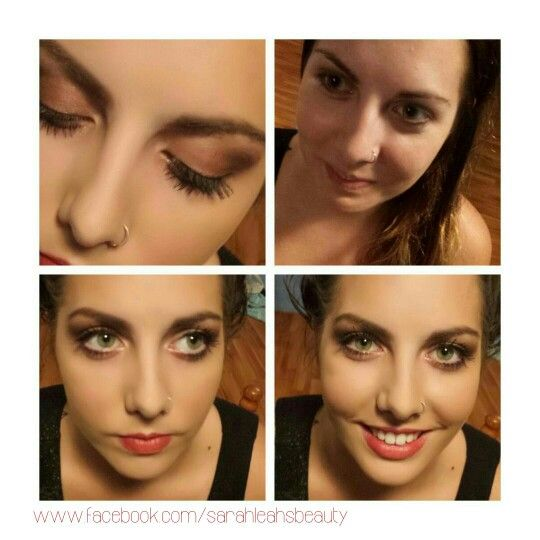 Night make up, created by Sarah-leah