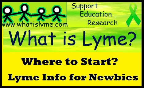 Lyme Disease Info for Newbies
