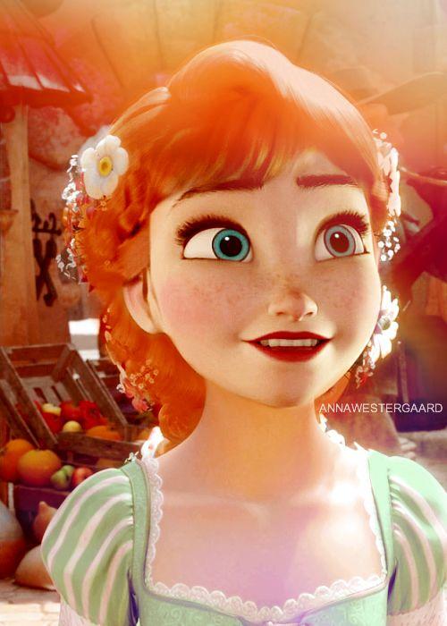 Anna/Raiponce