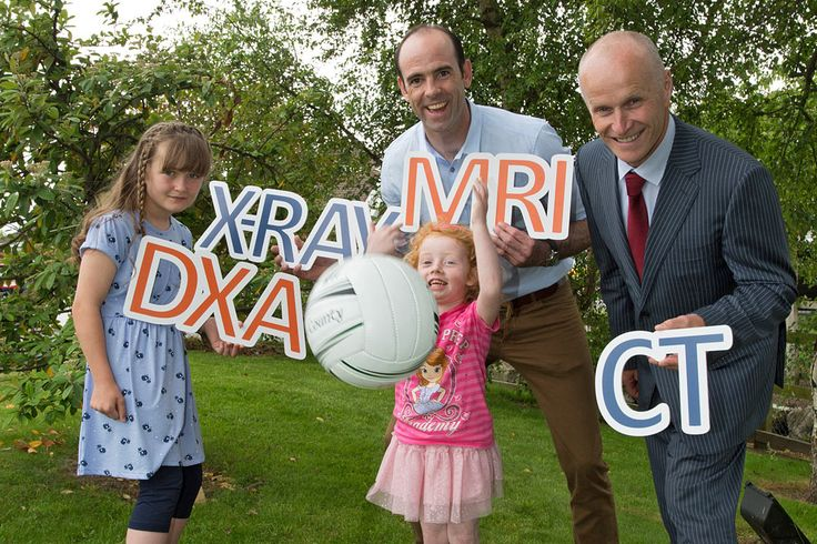 Kildare football legend officially opens Alliance Medical Scan Centre in Clane