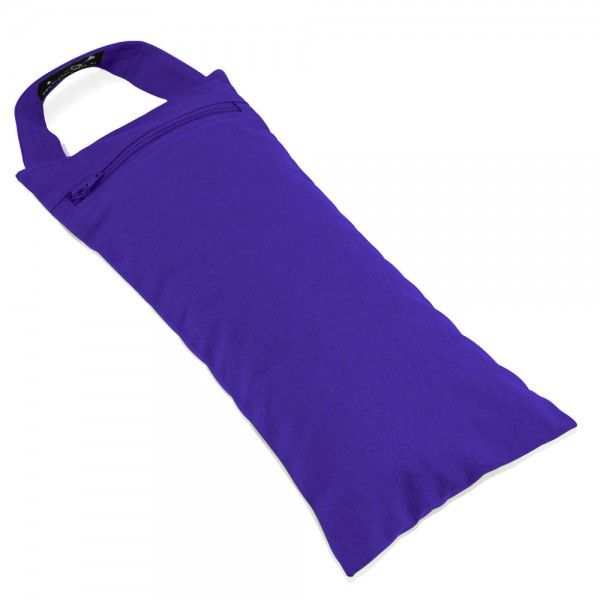 Yoga Sandbag in Royal Indigo