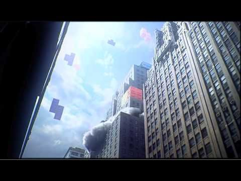 Patrick Jean - Pixels [HD] - YouTube