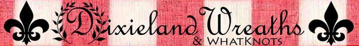 Dixieland Wreaths & Whatknots by DixielandWreaths on Etsy