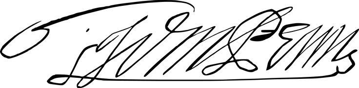 William Penn signature.svg