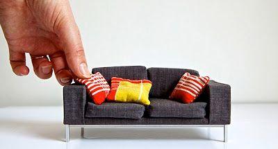 Miniaturas de móveis                                                                                                                                                                                 Mais