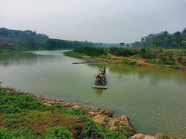 FreeRider MTB Community: Rute bersepeda MTB kawasan Bogor Barat Part III