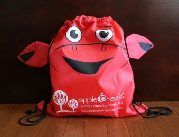 AppleCheeks Adventure Bag $12
