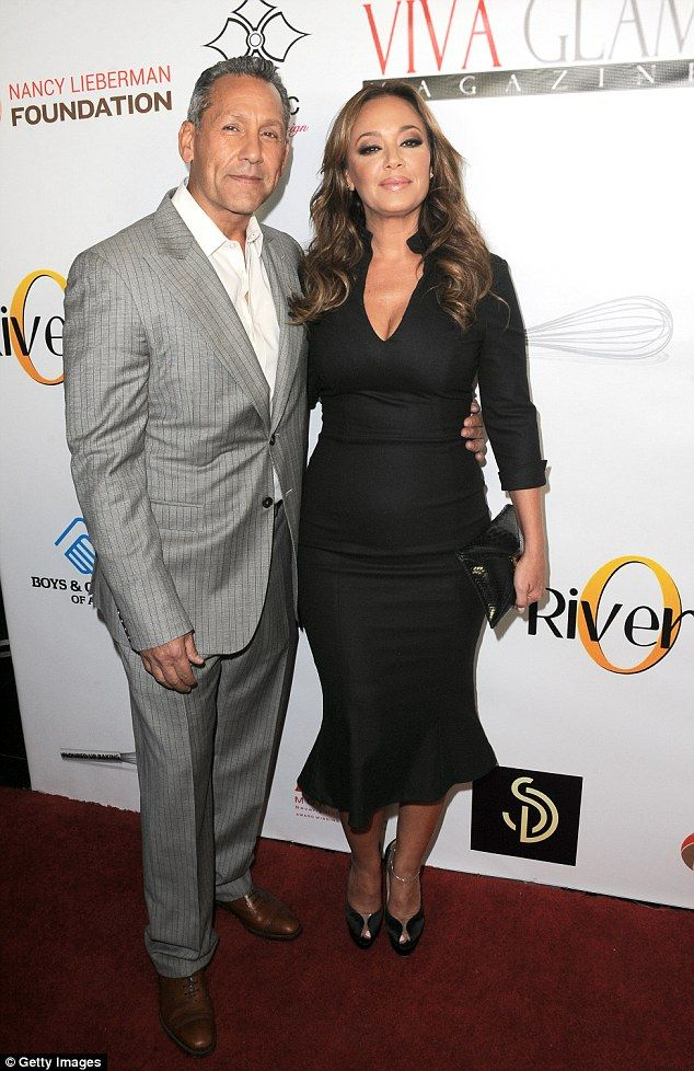 She worried about losing it all: Leah Remini feared she would lose her family after renoun...