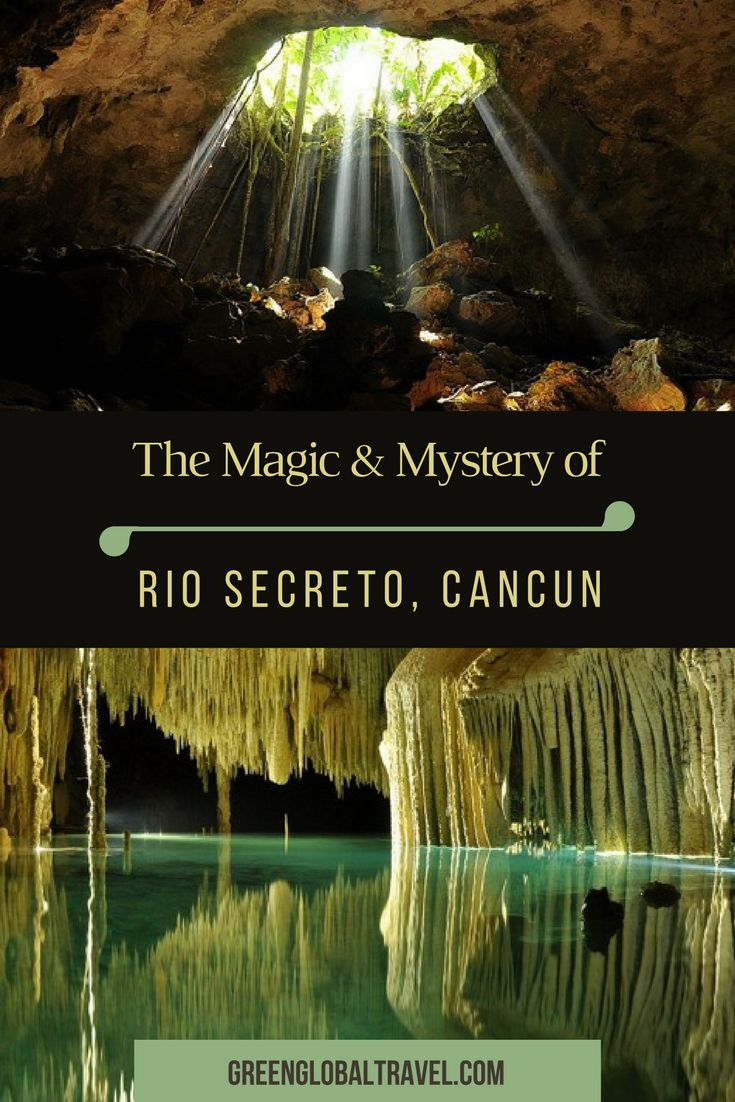 #RioSecreto in #PlayaDelCarmen close to #Cancun #Mexico is an underworld wonder of caves and cenotes carved out over centuries.  This is a favourite #ecotourism attraction well worth visiting when you are staying on the #Yucatan Peninsula via @greenglobaltrvl