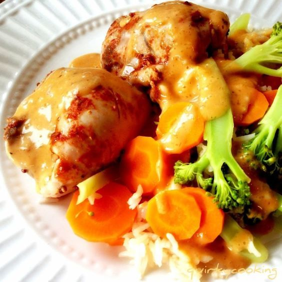 One of the things I love most about my Thermomix is that it makes super-delicious and super-easy 'all-in-one' meals! (You may have noticed that. There's quite a few on my blog.) Who doesn't love a meal that's quick to put together, doesn't use up every pot in the cupboard, saves electricity by cooking everything at once, …