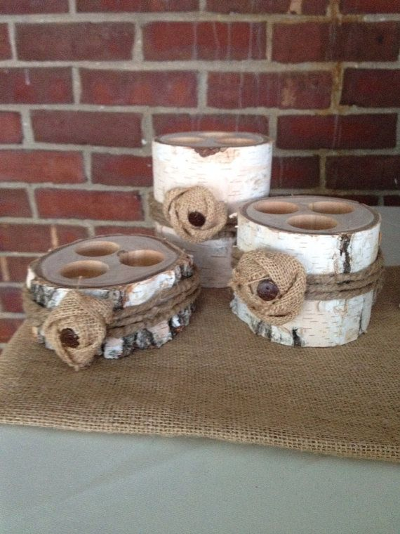Hey, I found this really awesome Etsy listing at https://www.etsy.com/listing/176989158/rustic-shabby-chic-birch-burlap-wedding