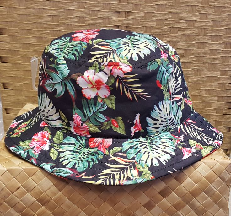 Lids Floral Bucket Hat