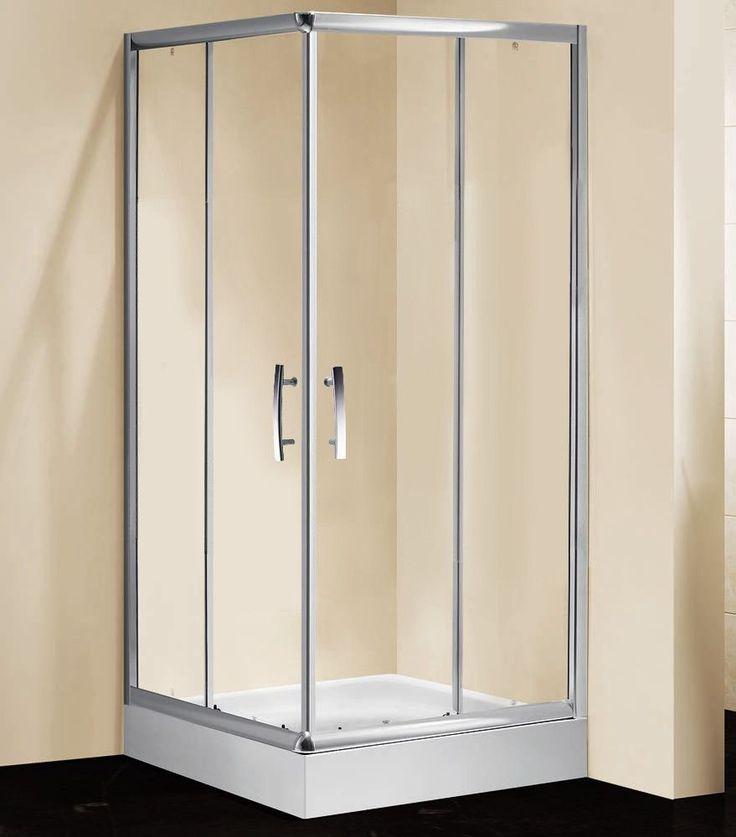 Душевой уголок Primo 207 (90x90) прозрачное стекло