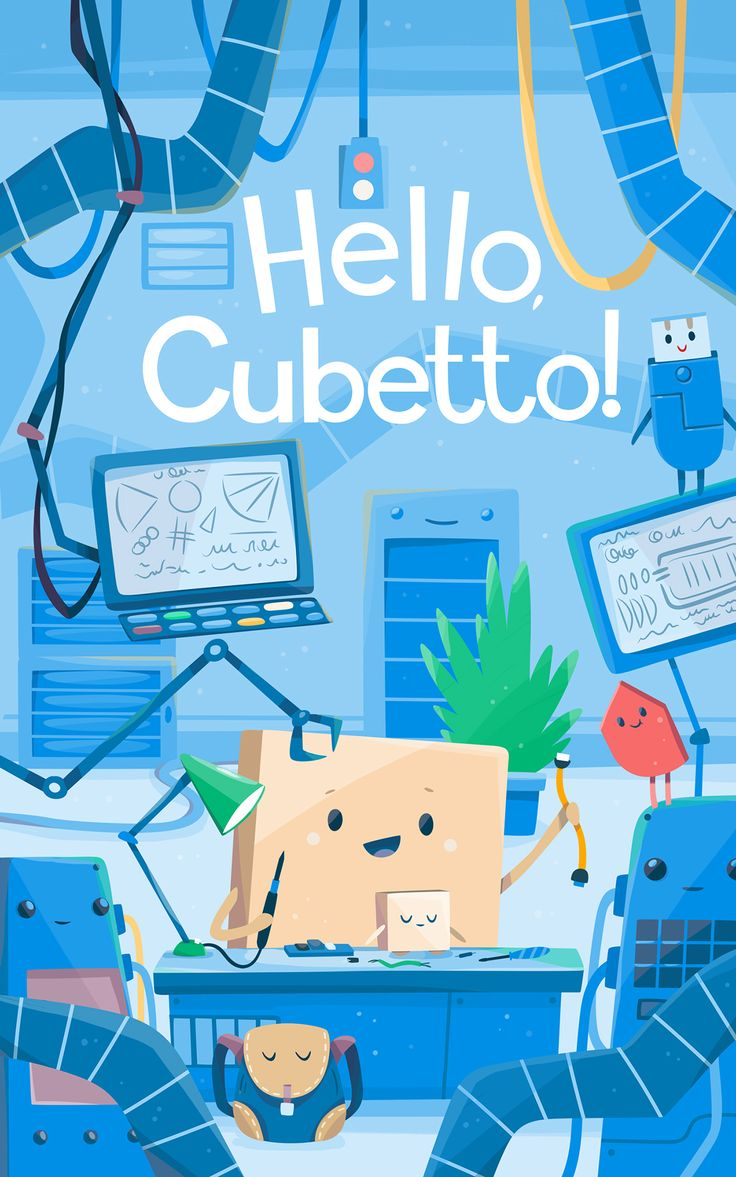 Cubetto concepts on Behance