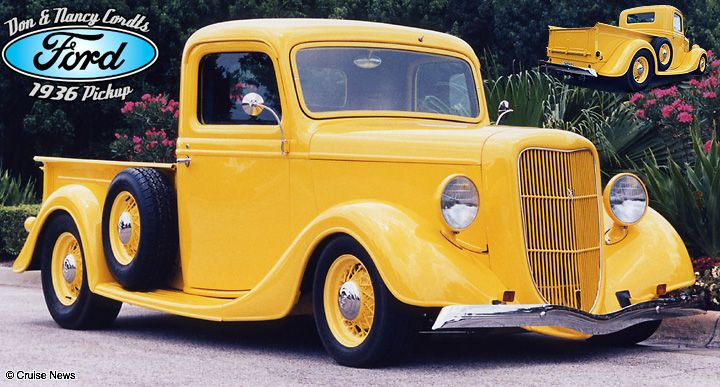 1936 Ford Pickup..Re-Pin brought to you by#HouseofInsurance #EugeneInsurance #Oregon