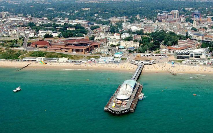 Bournemouth Pier Life in the uk, Uk beaches, Bournemouth