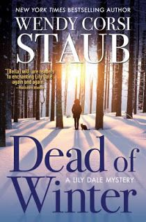 Bookblog of the Bristol Library: Dead of Winter by Wendy Corsi Staub
