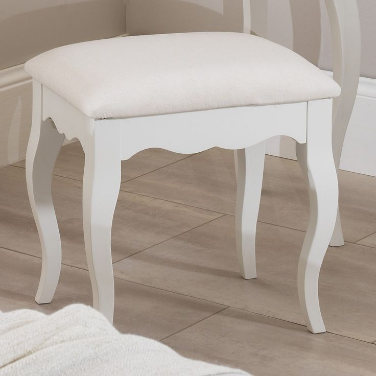 Contemporary Dressing Table Stool