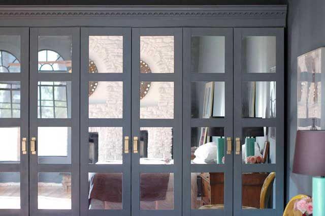 IKEA-hack: dit is de mooiste PAX-kast die je ooit hebt gezien | Jenny Komenda - Domino | ELLE Decoration NL