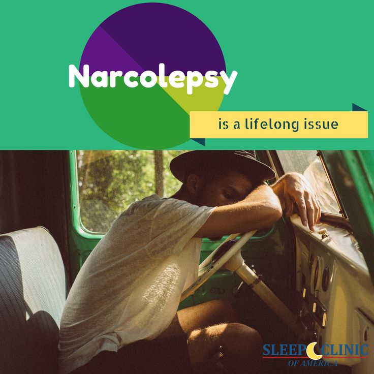 Although narcolepsy is a lifelong issue, it typically does not worsen as you age. Symptoms can improve overtime but they never really disappear. If you suffer from narcolepsy and need treatment, contact Sleep Clinic of America.   #sleep #health #snoring #risk #cpap #insomnia #osa #patients #healthcare #citruscounty #lecanto #florida #sleepstudy