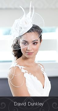 Made by David Dunkley out of Cashmere Bathroom Tissue for the 2015 White Cashmere Collection Bridal Edition in support of the Canadian Breast Cancer Foundation. The show this year focused on the hottest wedding trends, headpieces and bridal silhouettes. @DavidDunkleyHat @cashmerecanada  http://daviddunkley.me/