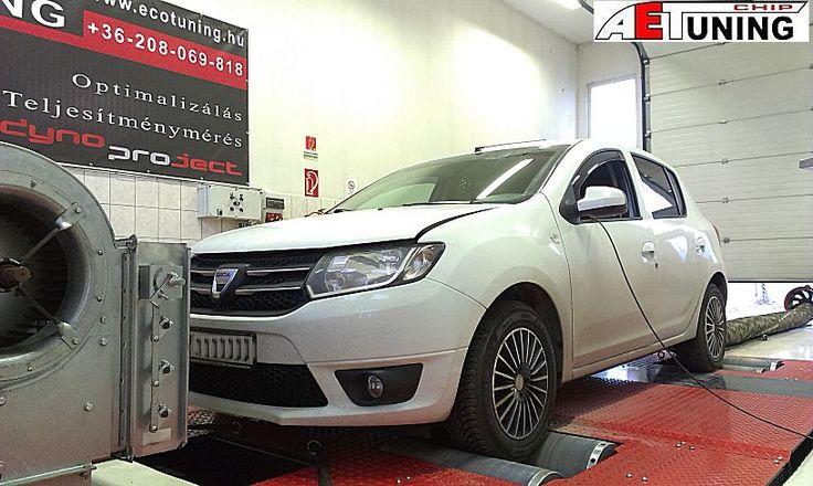"Dacia Sandero 1.5DCI – Meglepő és mulatságos ""ECO"" gomb"