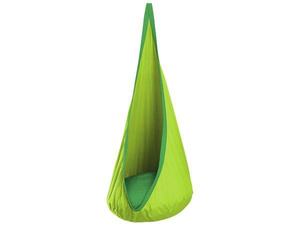 Fotel hamakowy dla dzieci D700, Zielony JOD70, Joki - Meble