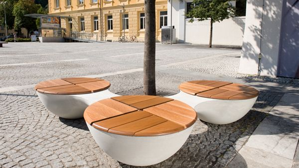 4 Unionbench Outdoor 15 Urban Furniture Designs You Wish Were On Your Street Choosing The Best