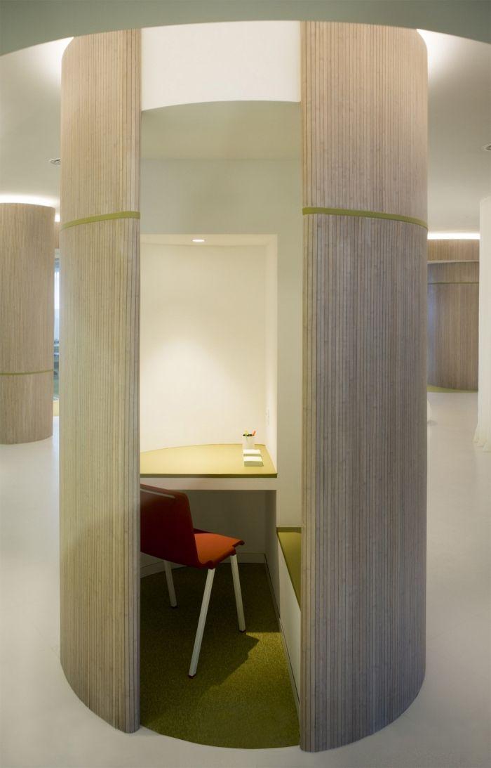 The Santander International Entrepreneurship Center - Office Snapshots