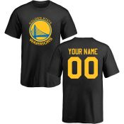Youth Golden State Warriors Design-Your-Own Short Sleeve T-Shirt- - NBA Store