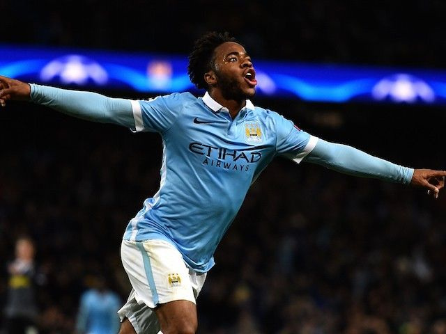 "Pep Guardiola praises ""mentally strong"" Raheem Sterling #Manchester_City #England #Football"