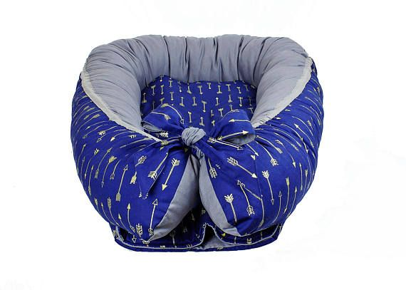 Arrow Baby nest Double-sided baby nest Baby lounger Co