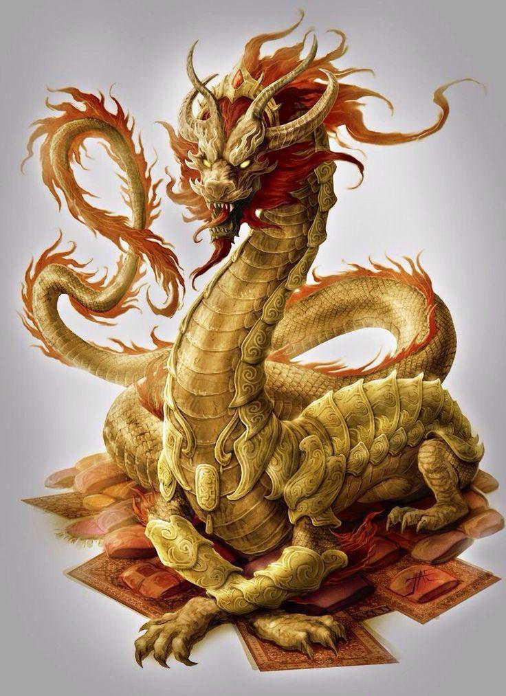 Dragon malvado