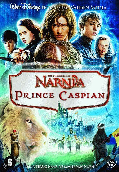 "Chronicles of Narnia: Prince Caspian (2008) || gebaseerd op ""Chronicles of Narnia - Prince Caspian"" (1951) van C.S. Lewis. || Filmkeuring: 6+ || http://www.ikvindlezenleuk.nl/2012/12/op-televisie-chronicles-of-narnia.html"