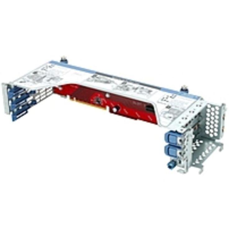 HP DL180 Gen9 3 Slot x8 PCI-E Riser Kit - 3 x PCI Express x8