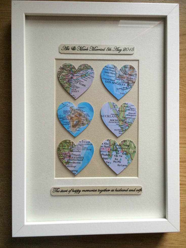 Choose your maps, shapes and personal inscription. Www.mapmyworld.co.uk travel love gift