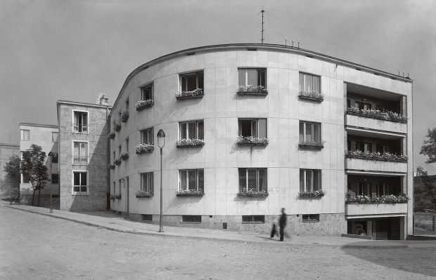 Modernism in Warsaw in 1930s.