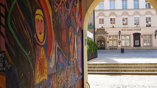 Wrocław, Bank Polski