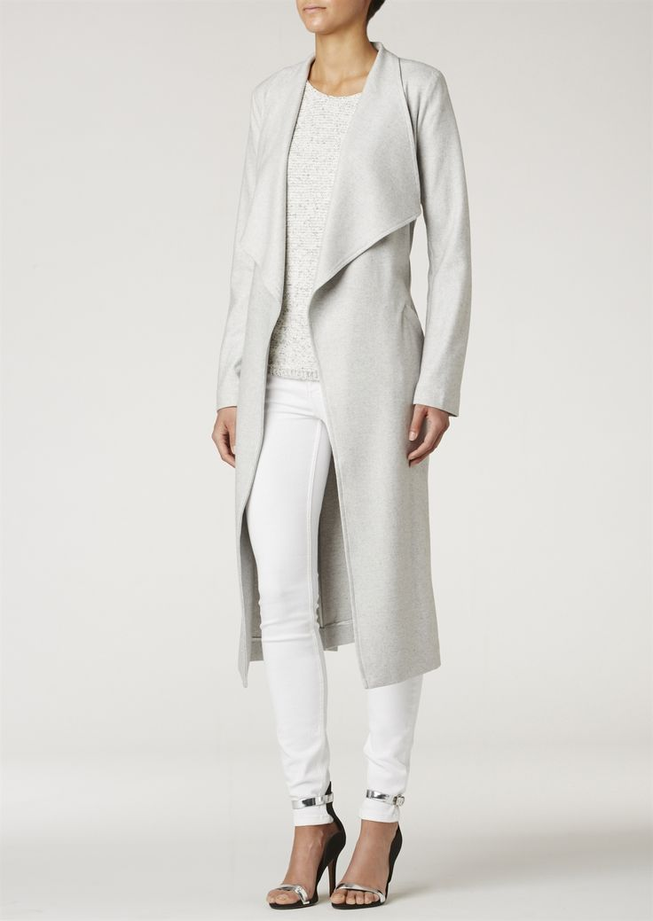 Twist & Tango   Celina Coat - Grey