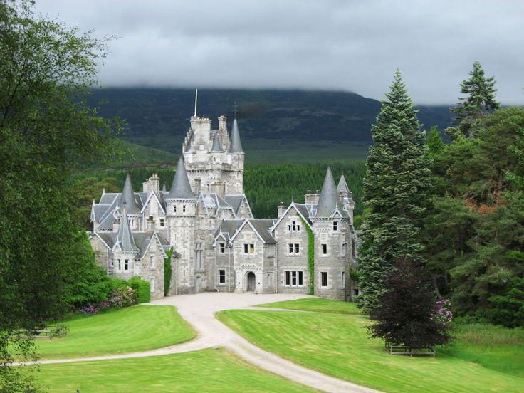 Monarch of the Glen - Glenbogle | British Telly ...