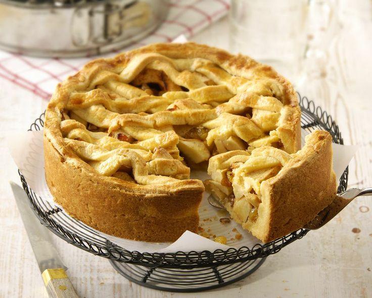 tarta de manzana nueces y pasas httptartade with pasteles de cumpleaos para nios faciles